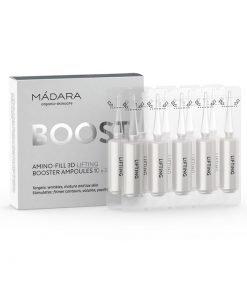 Booster reafirmantes amino fill 3D lifting 10 ampollas Mádara