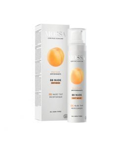 BB cream con color alisadora Mossa