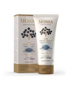 Mascarilla peeling renovadora age excellen Mossa