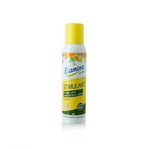 Ambientador spray cítricos estimulante Etamine du Lys