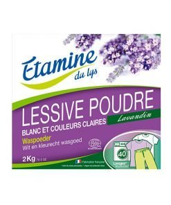 Detergente en Polvo Etamine du Lys