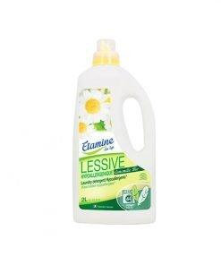 Detergente líquido hipoalergénico para la lavadora Etamine du lys