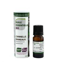 Aceite esencial de canela bio Laboratoire Altho