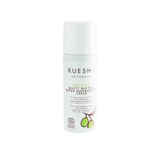Crema extra nutritiva oliva Kueshi