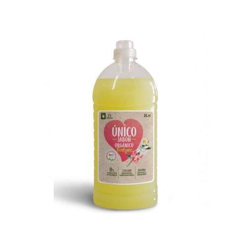 Jabón orgánico bio único Yaselicor